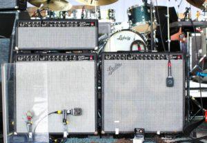 Backline amps